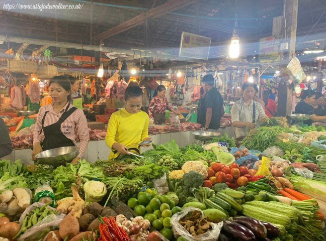 My Cambodia Trip 2019 | Day 3 – Cambodian Cooking Class, BBQ, & Night Market