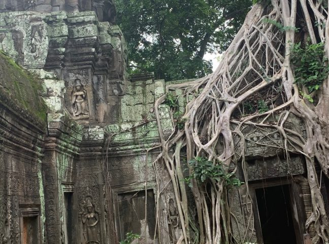 My Cambodia Trip 2019 DAY 3 – Angkor Wat & the Tomb Raider temple