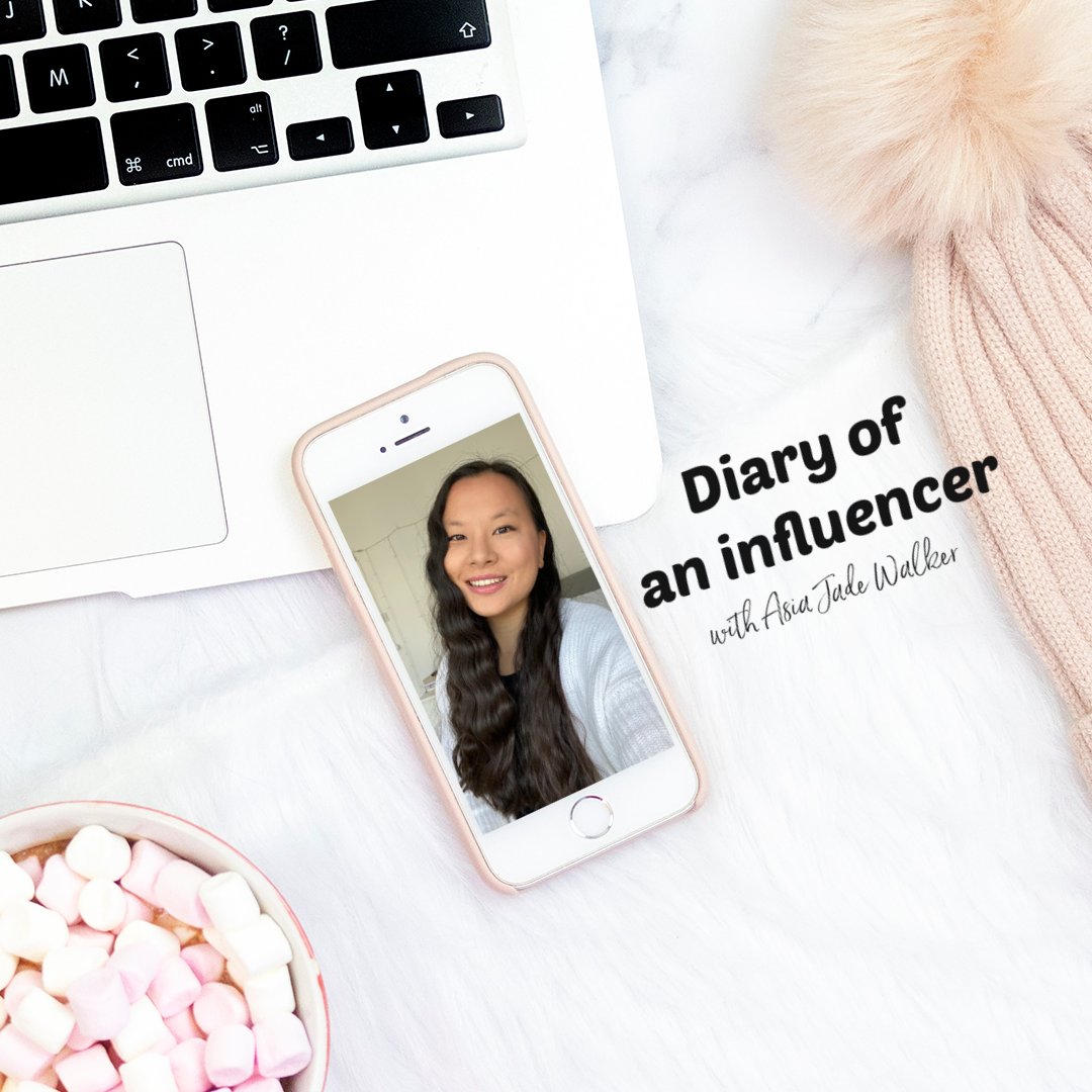 Check out my podcast: Diary of an influencer
