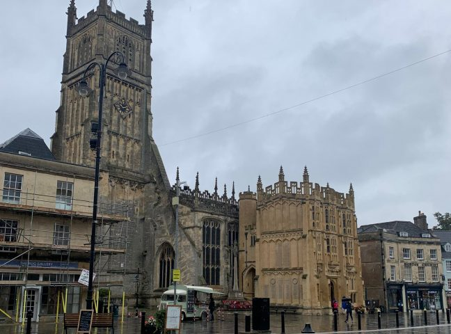 Solo trip to the Cotswolds: Day 3 Visiting Cirencester